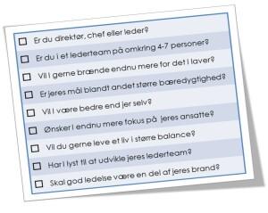 Checklisten - 3